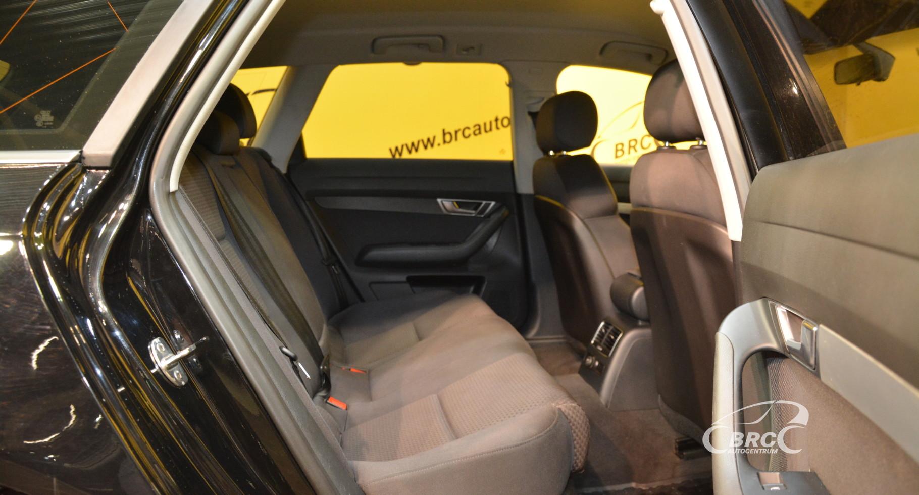 Audi A6 2.0TDI Avant S-line