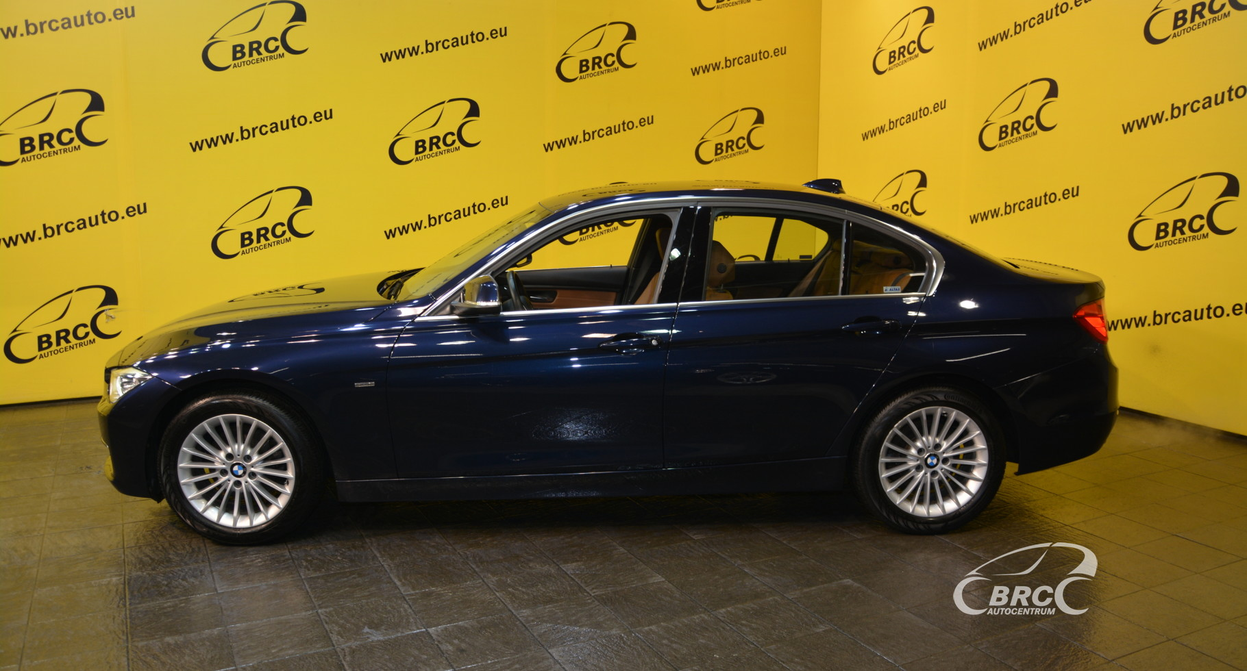 BMW 320 d Luxury Automatas
