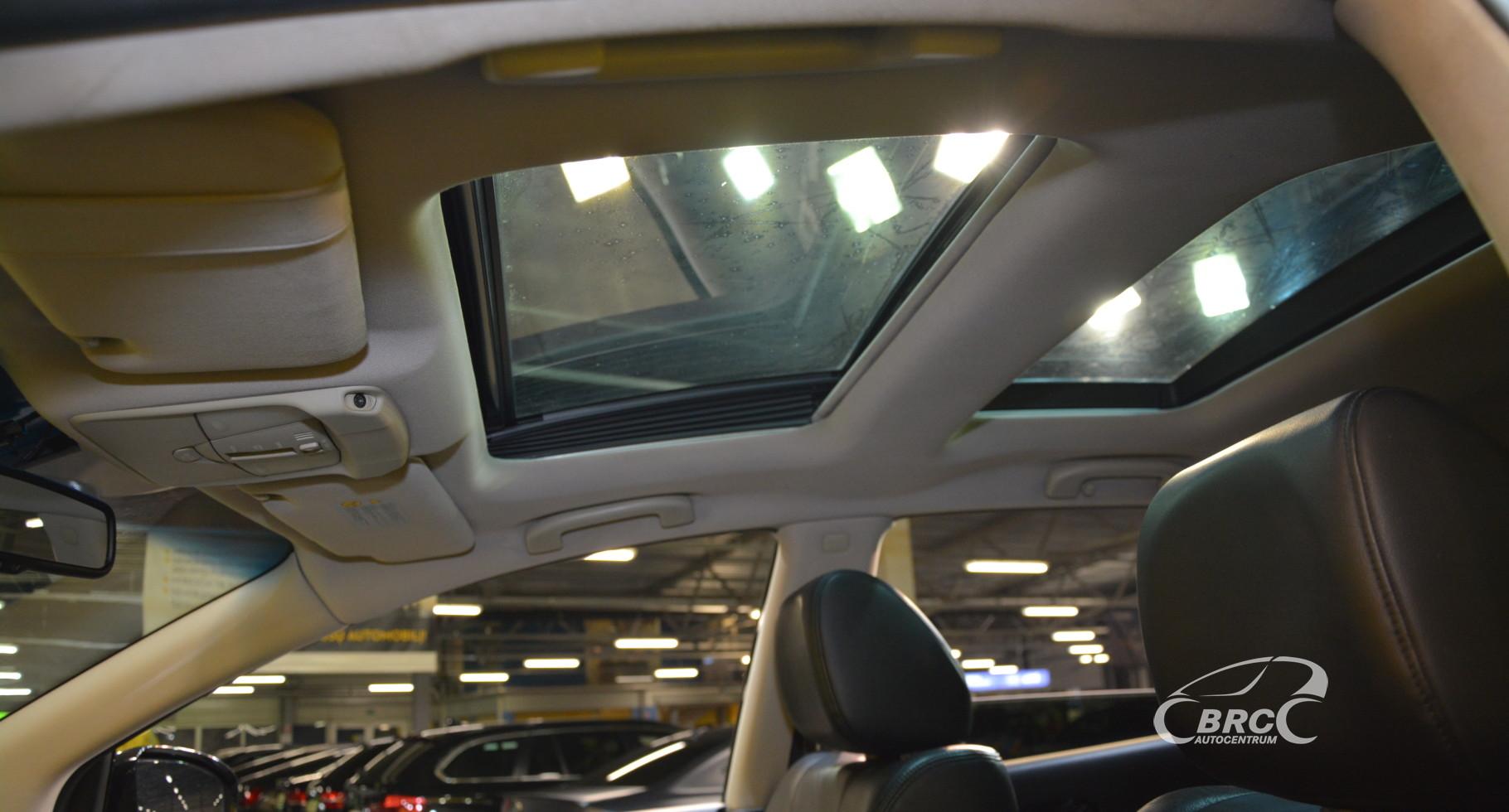 Nissan Murano 2.5 dCi AWD Automatas