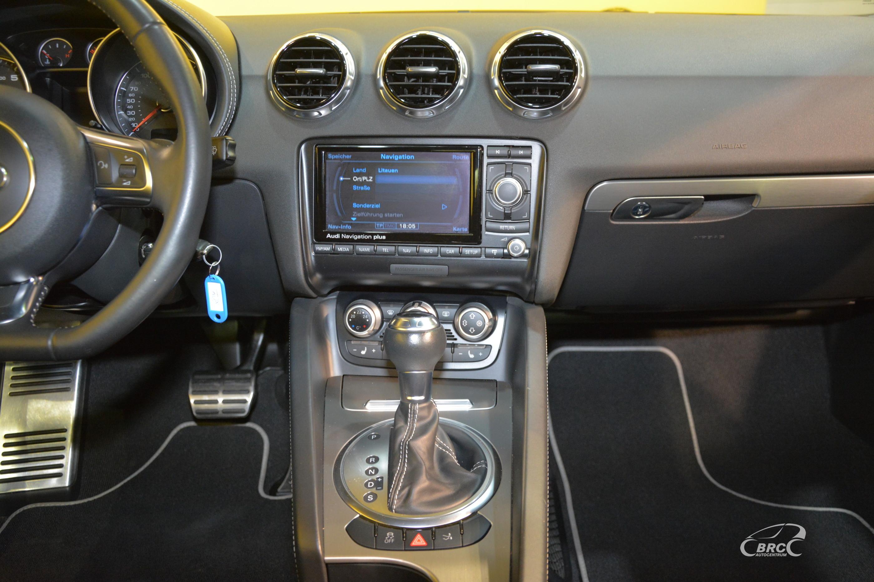 Audi TT S-Line Quattro Automatas