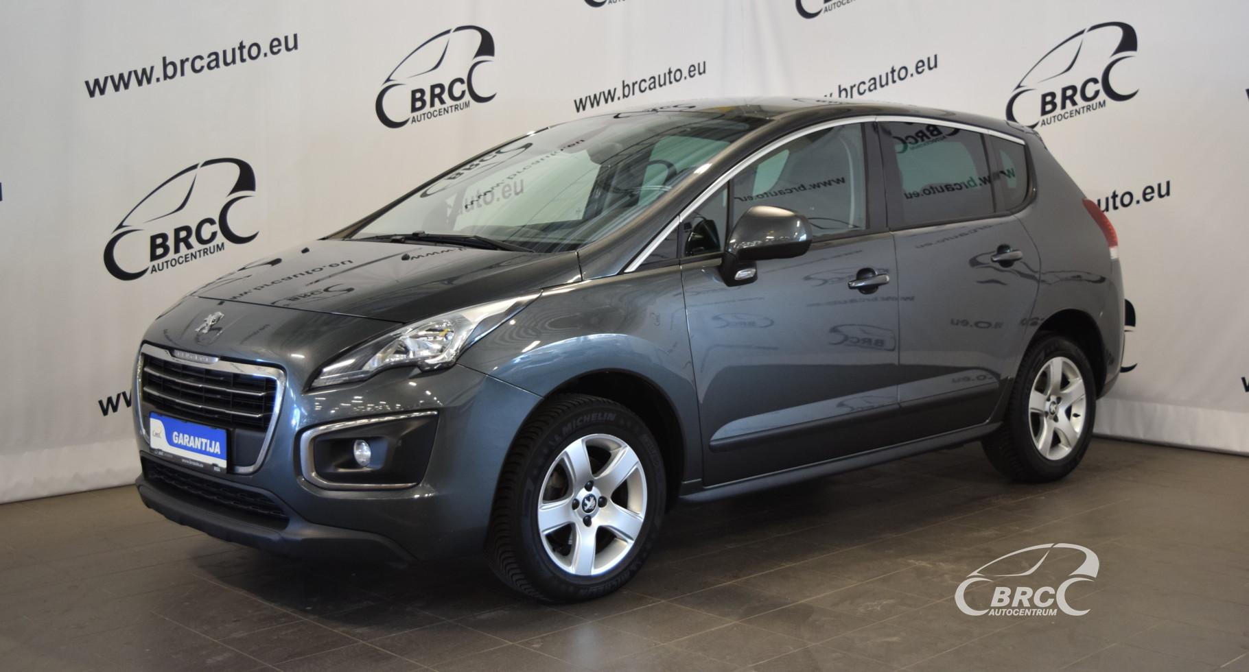Peugeot 3008 Blue HDi
