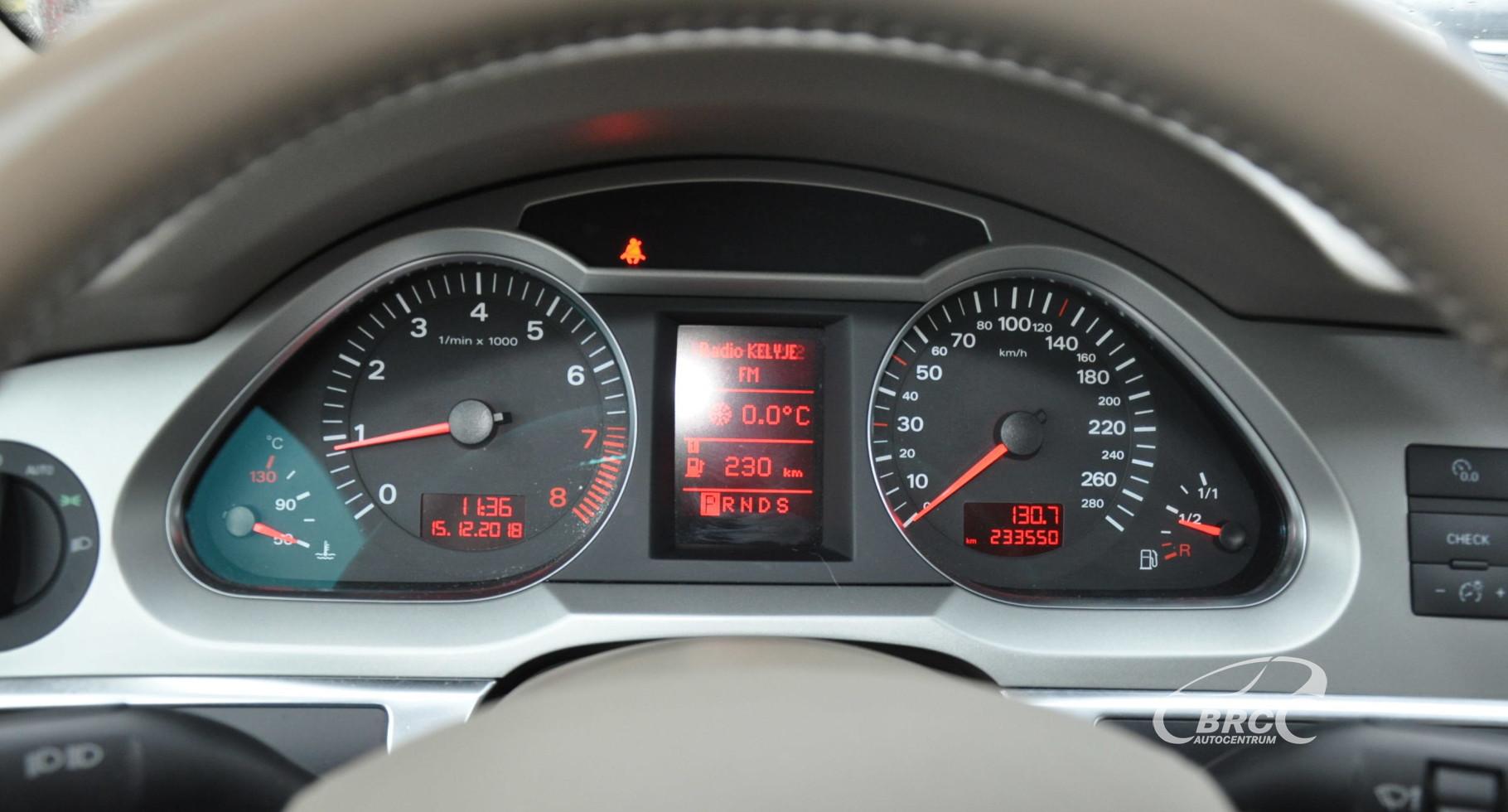 Audi A6 3.2 Quattro Automatas