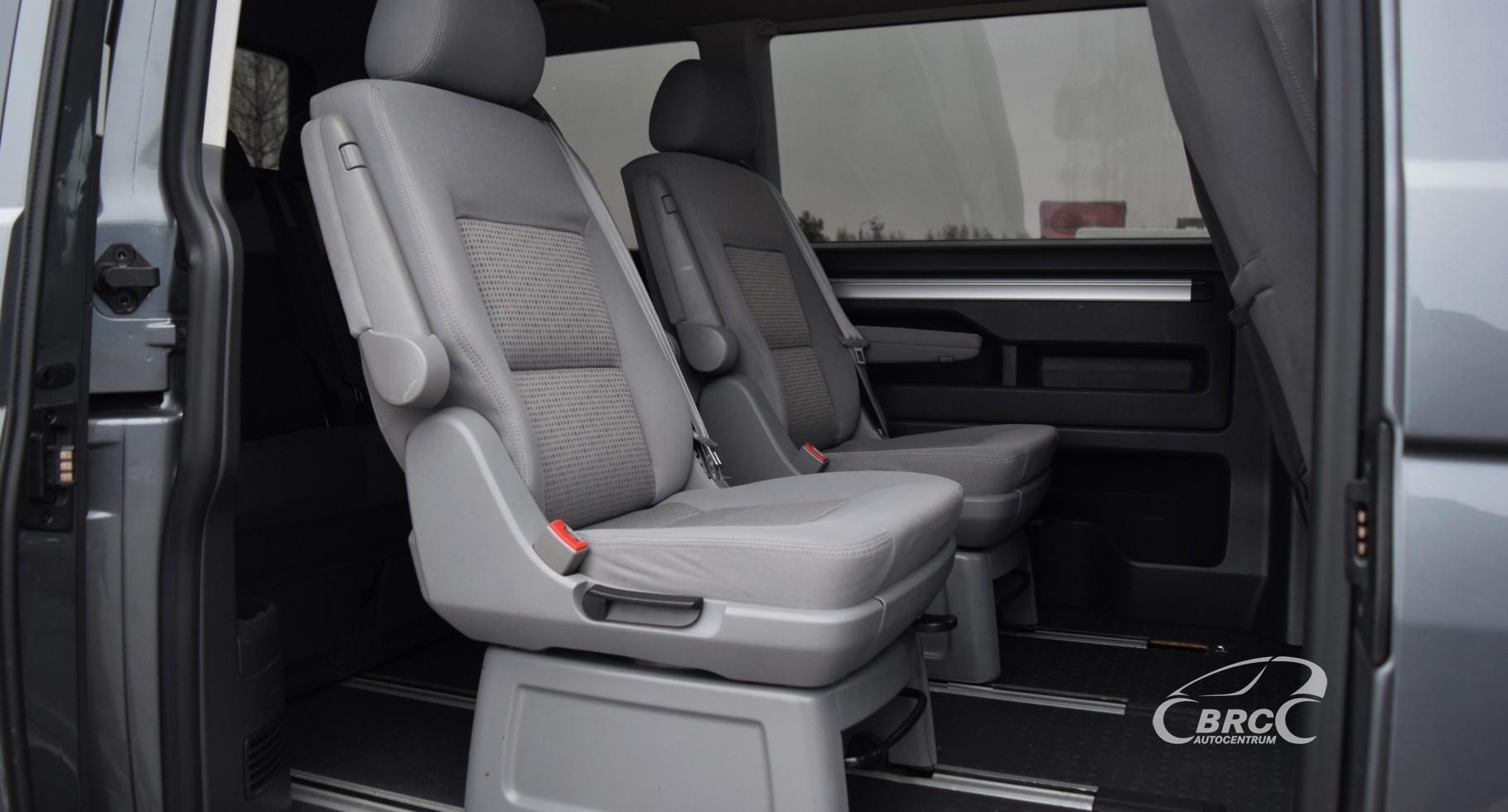Volkswagen Multivan Startline