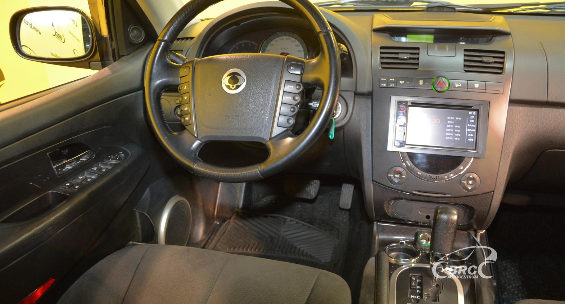 SsangYong Rexton 2.7 XVT AWD Automatas