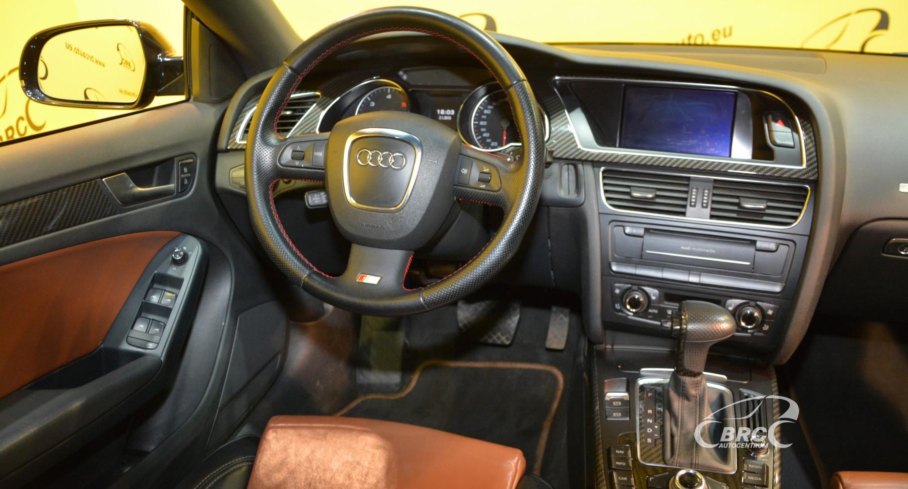 Audi A5 Sportback 3.0 TDI V6 S-Line Quattro Automatas