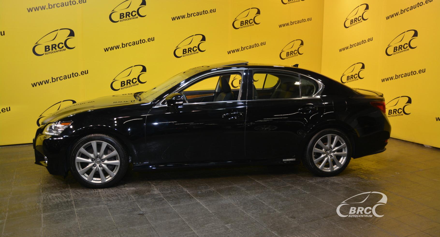 Lexus GS 450 h Hybrid Automatas