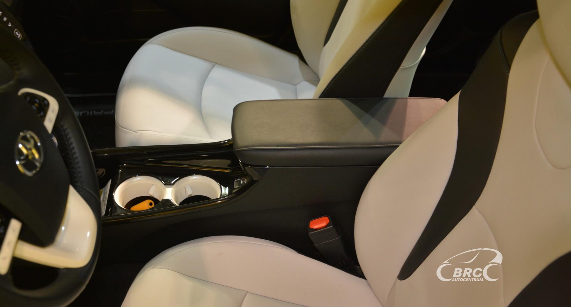 Toyota Prius Prime Plug-In Hybrid