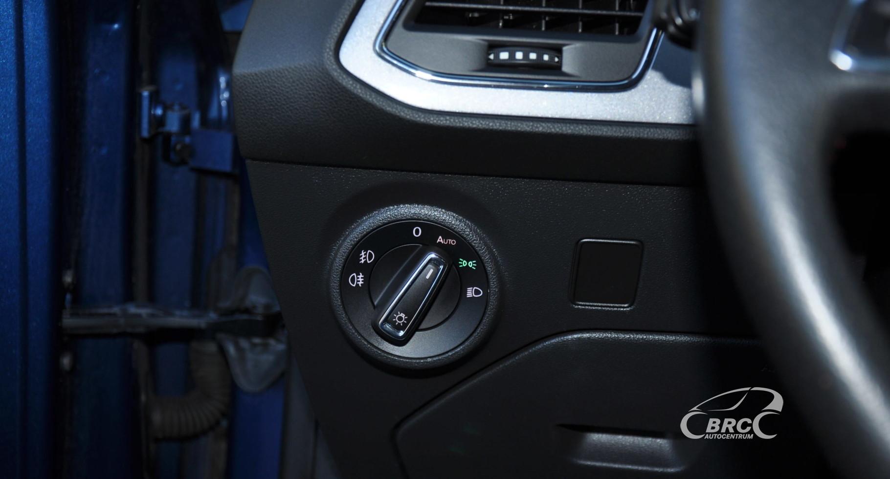 Seat Leon 2.0 TDI FR Automatas