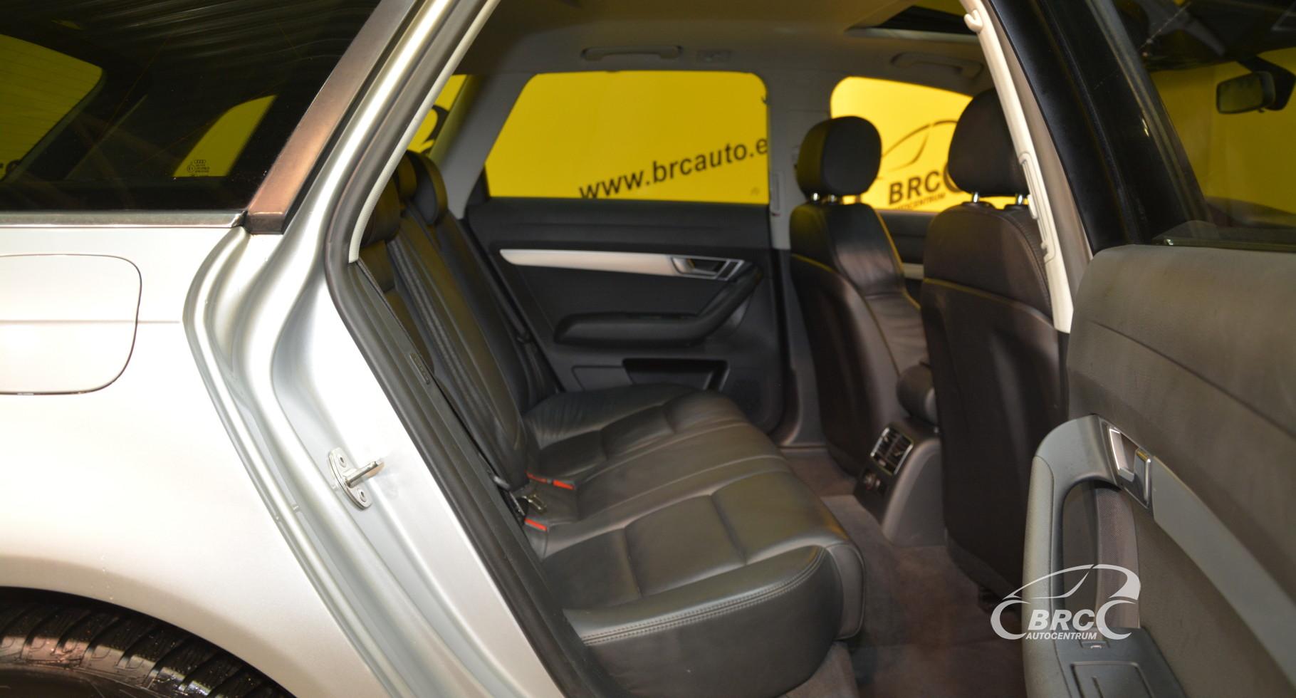 Audi A6 TDI Avant Quattro Automatas