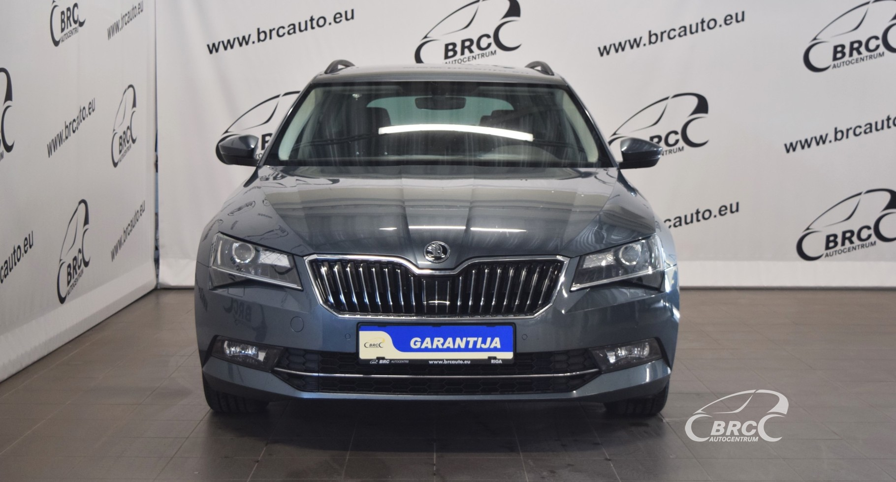 Skoda Superb TDI Executive DSG