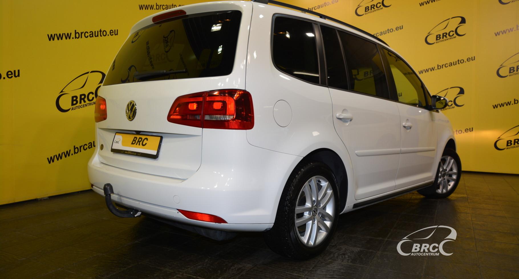 Volkswagen Touran Comfortline Automatas