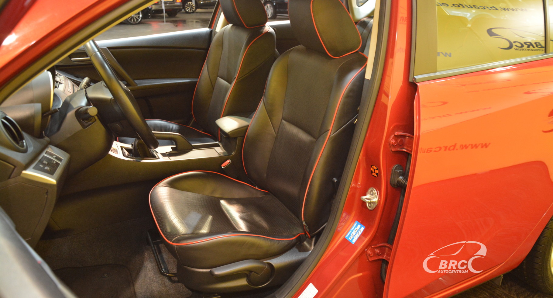Mazda 3 1.6 D