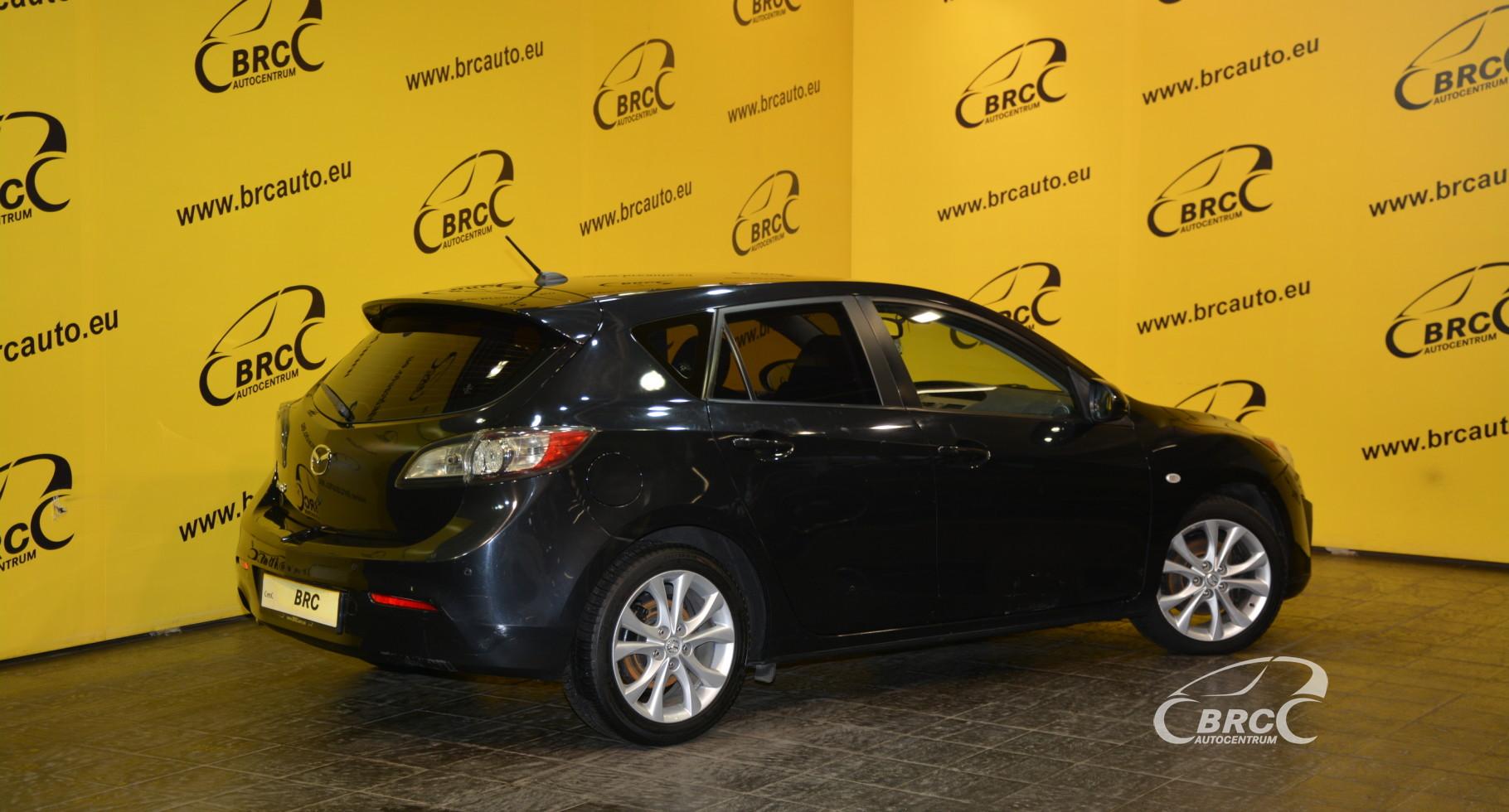 Mazda 3 2.2 d