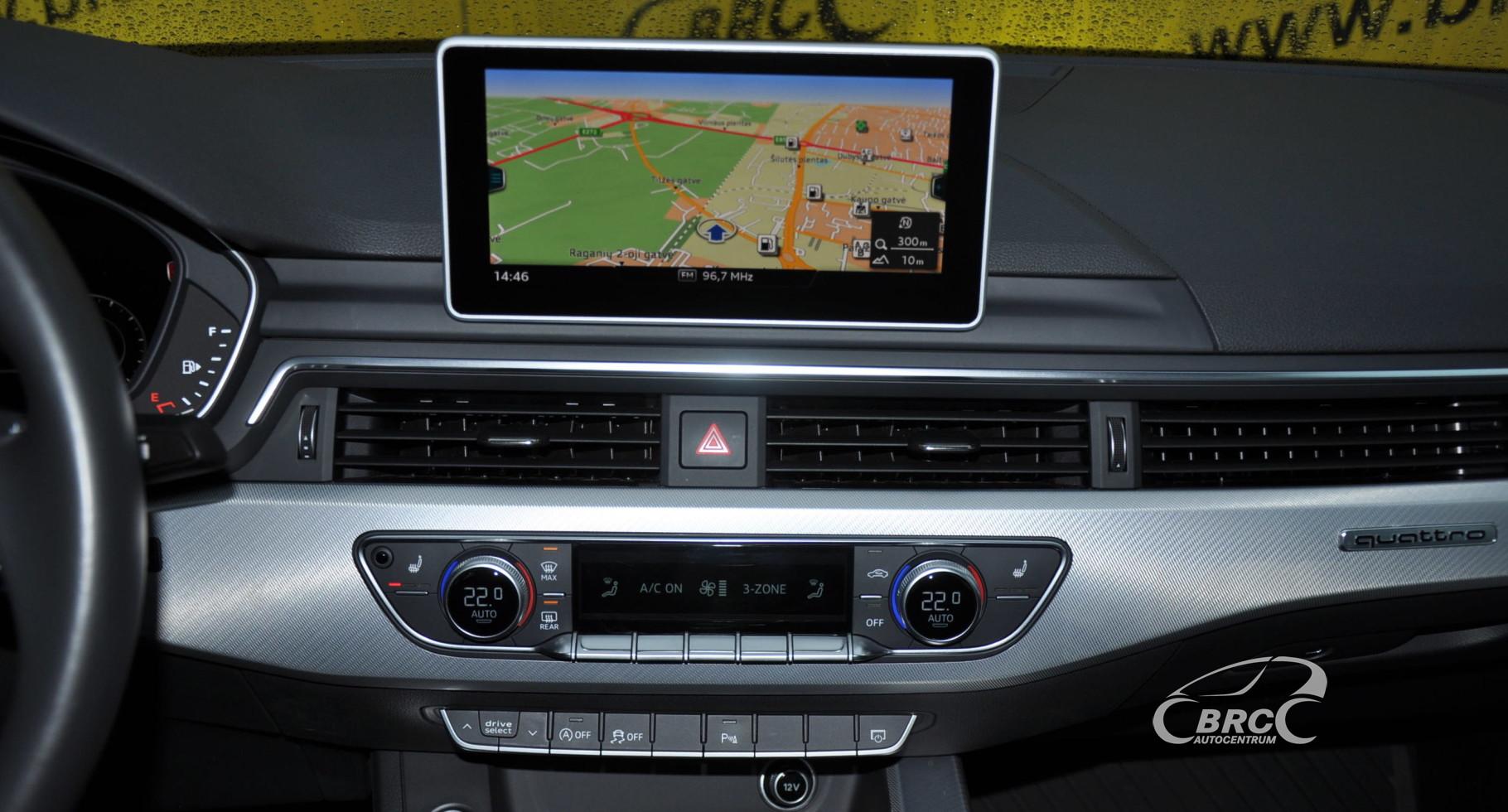 Audi A4 2.0 TFSI Quattro S-Line Automatas