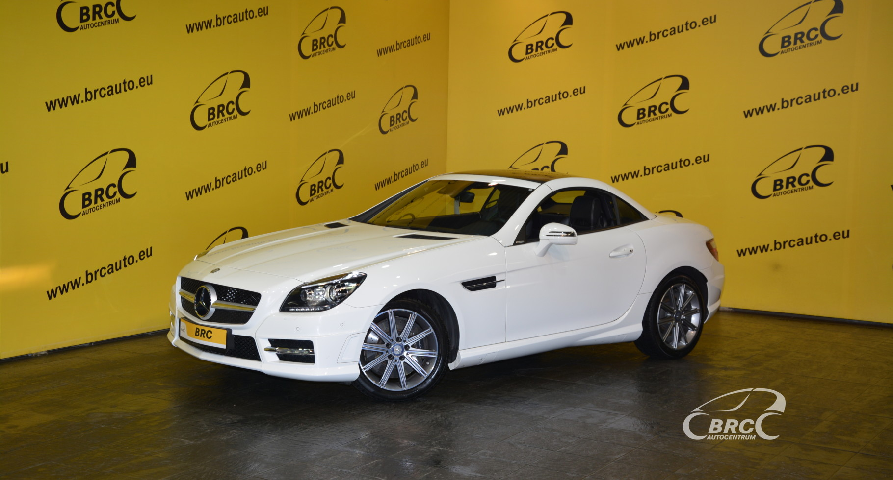 Mercedes-Benz SLK 250 Carbon Look Edition Automatas