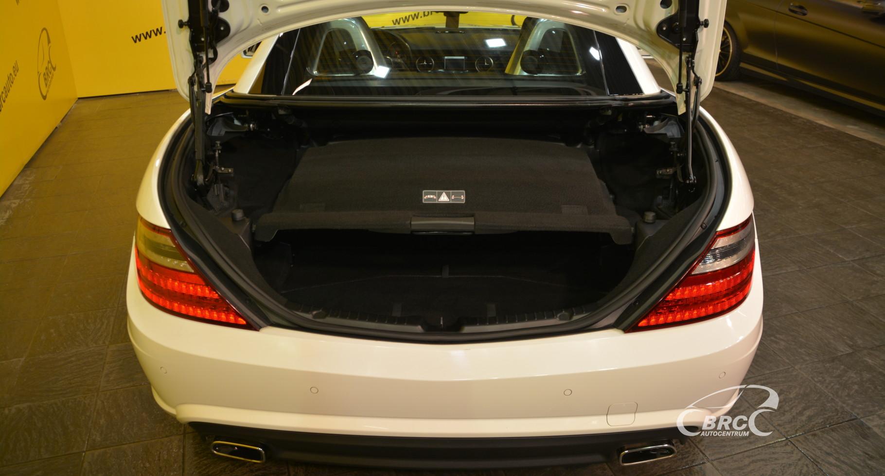 Mercedes-Benz SLK 250 CDI Carbon Look Edition Automatas