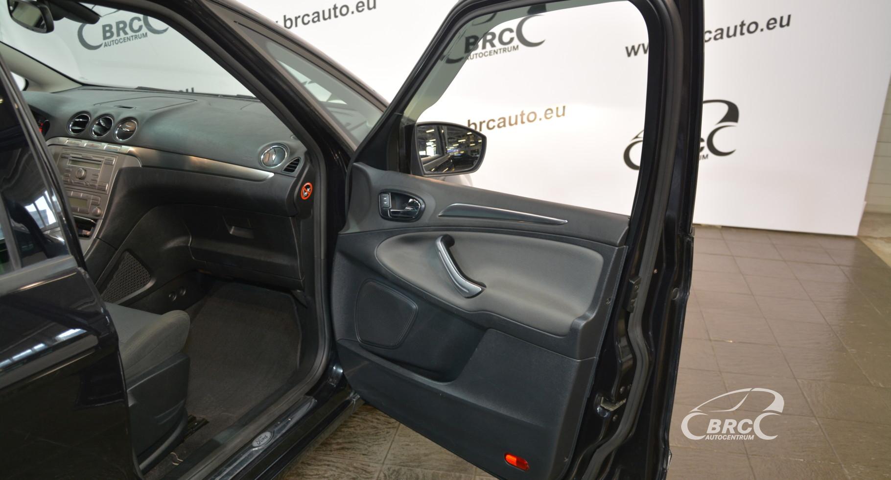 Ford S-Max 2.0 16V