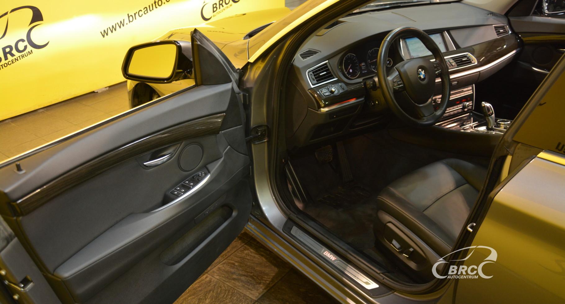 BMW 520 Gran Turismo Luxury