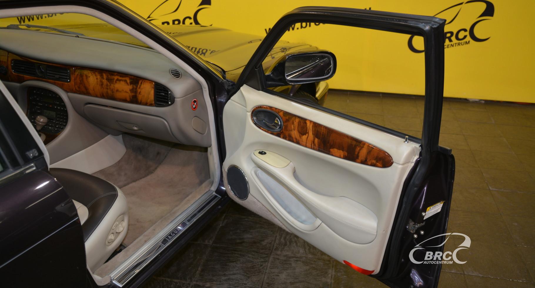 Jaguar XJ8 3.2 V8 Executive Automatas