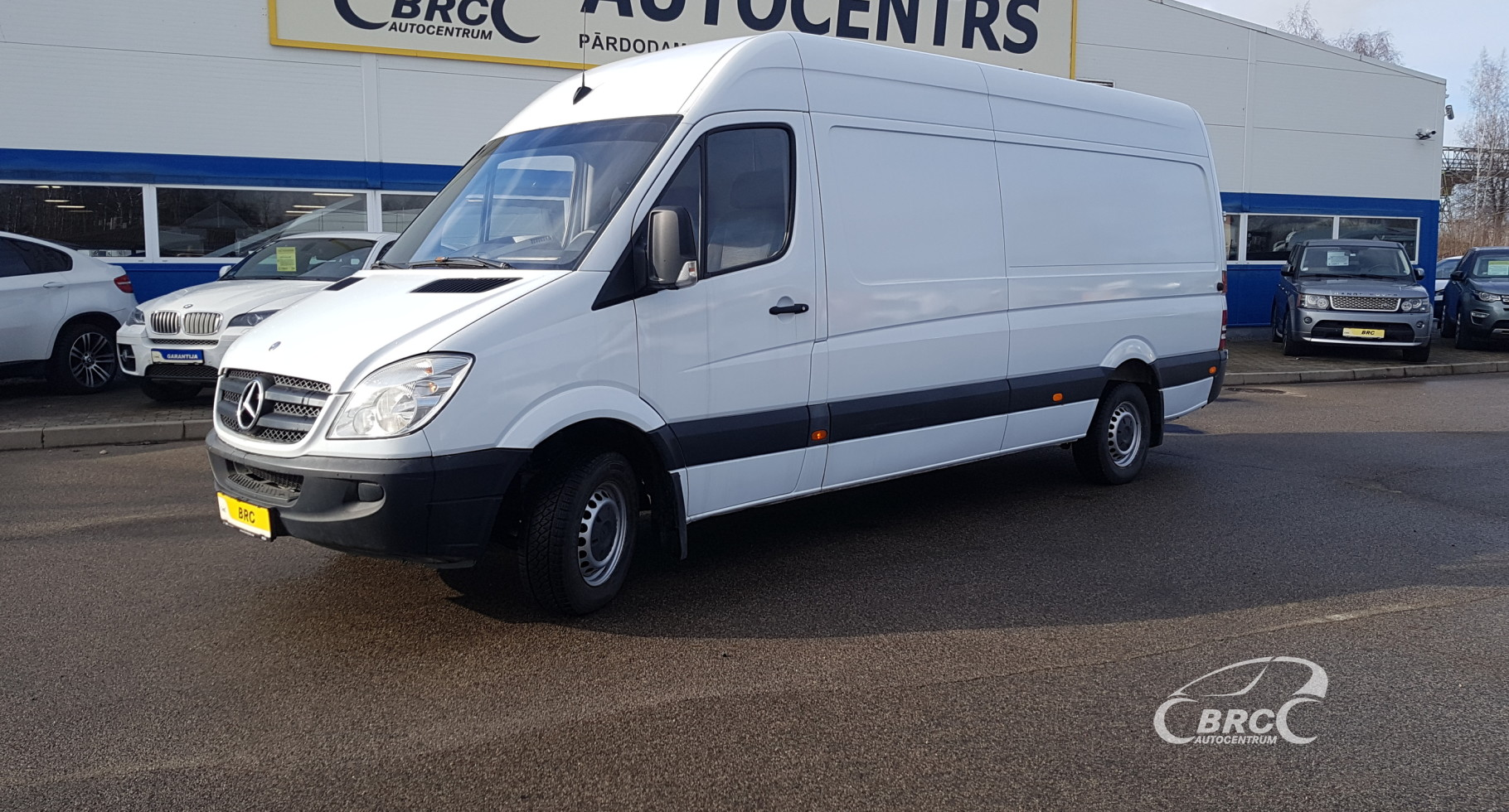 Mercedes-Benz Sprinter 313 Maxi