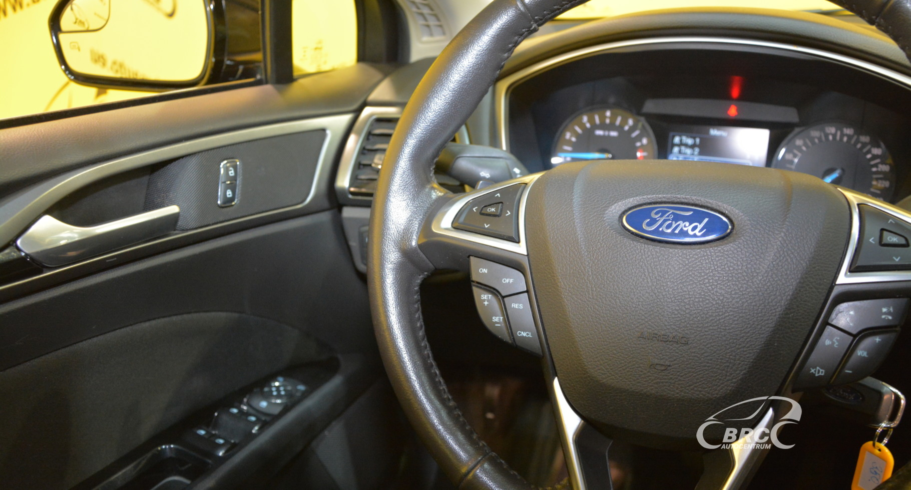 Ford Fusion 2.0 EcoBoost Automatas