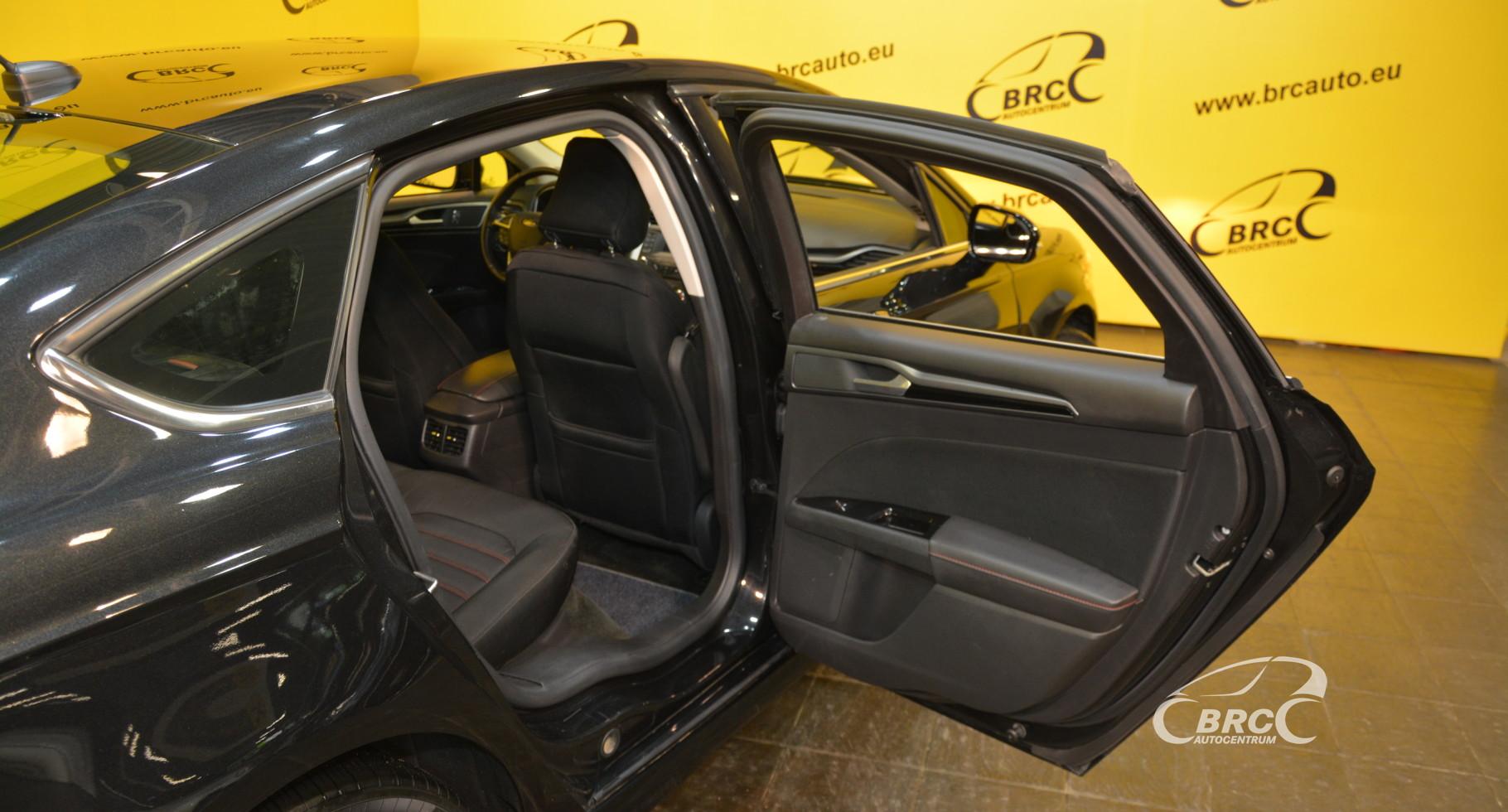 Ford Fusion 2.0 EcoBoost Automatas