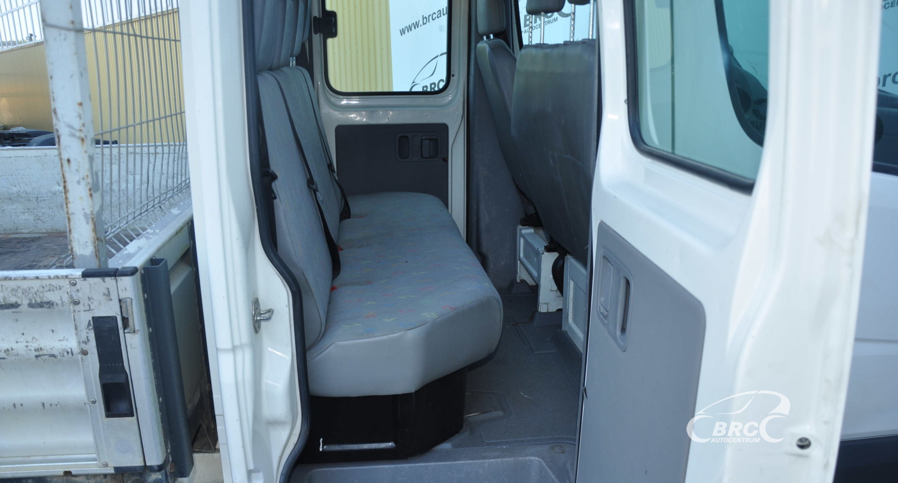 Volkswagen Crafter 2.5 TDI Double Cab