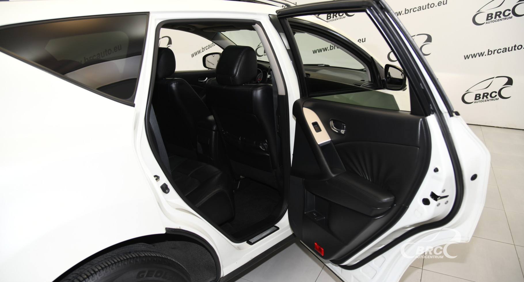 Nissan Murano 3.5 V6 4WD Automatas !!! GREIČIŲ DĖŽĖS DEFEKTAS!!!