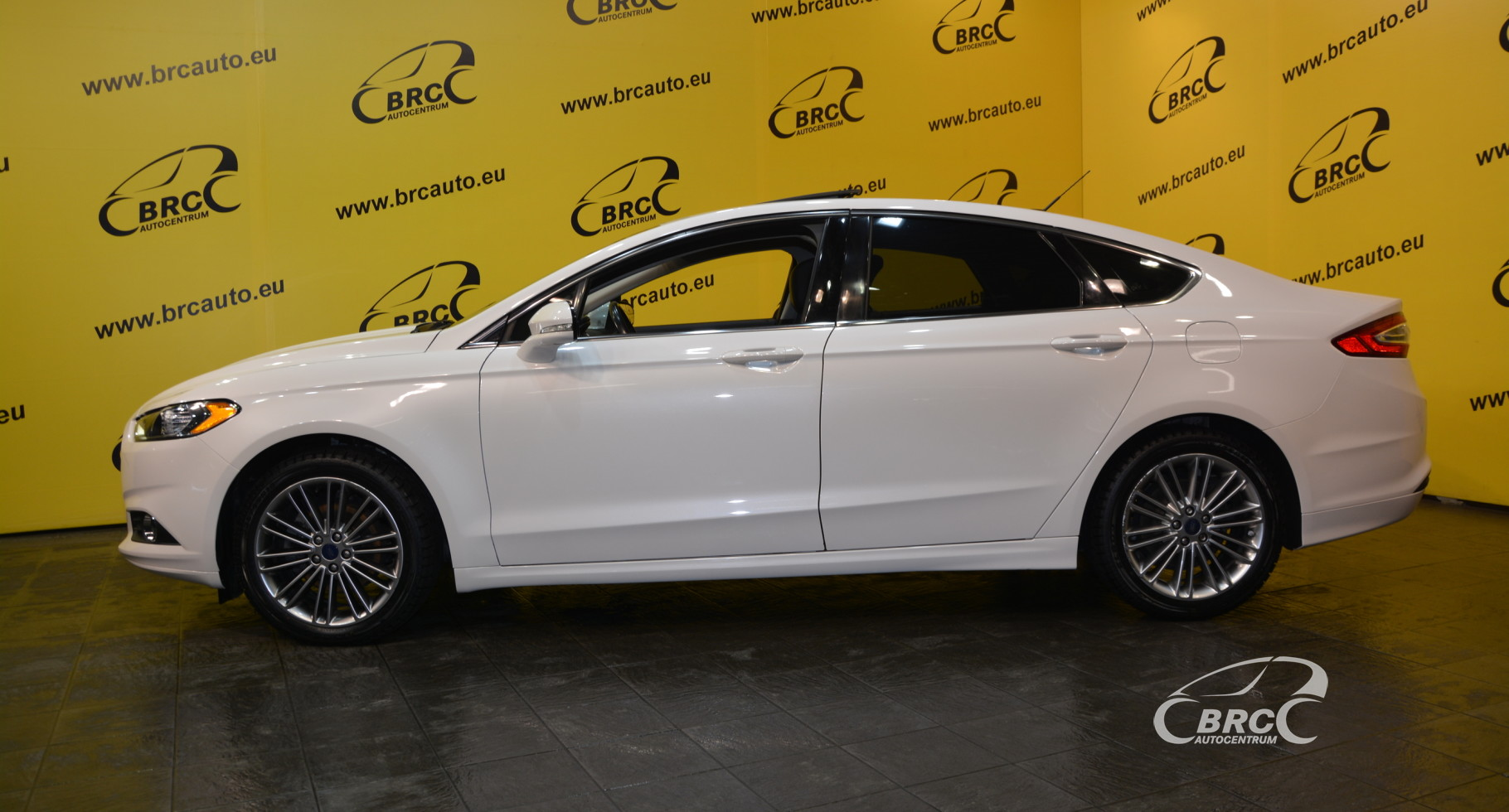 Ford Fusion 1.6 EcoBoost Automatas