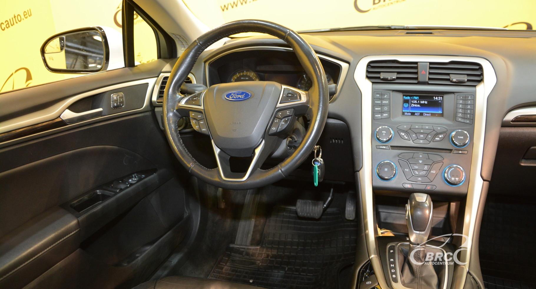 Ford Fusion 1.5 EcoBoost Automatas