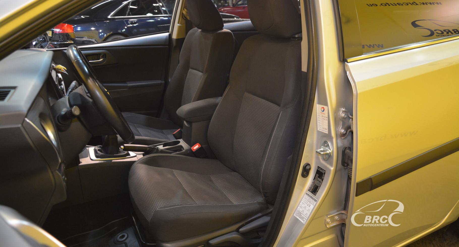 Toyota Auris 1.6 VVT-i