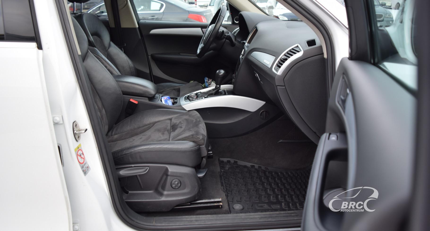 Audi Q5 3.0 TDi Quattro