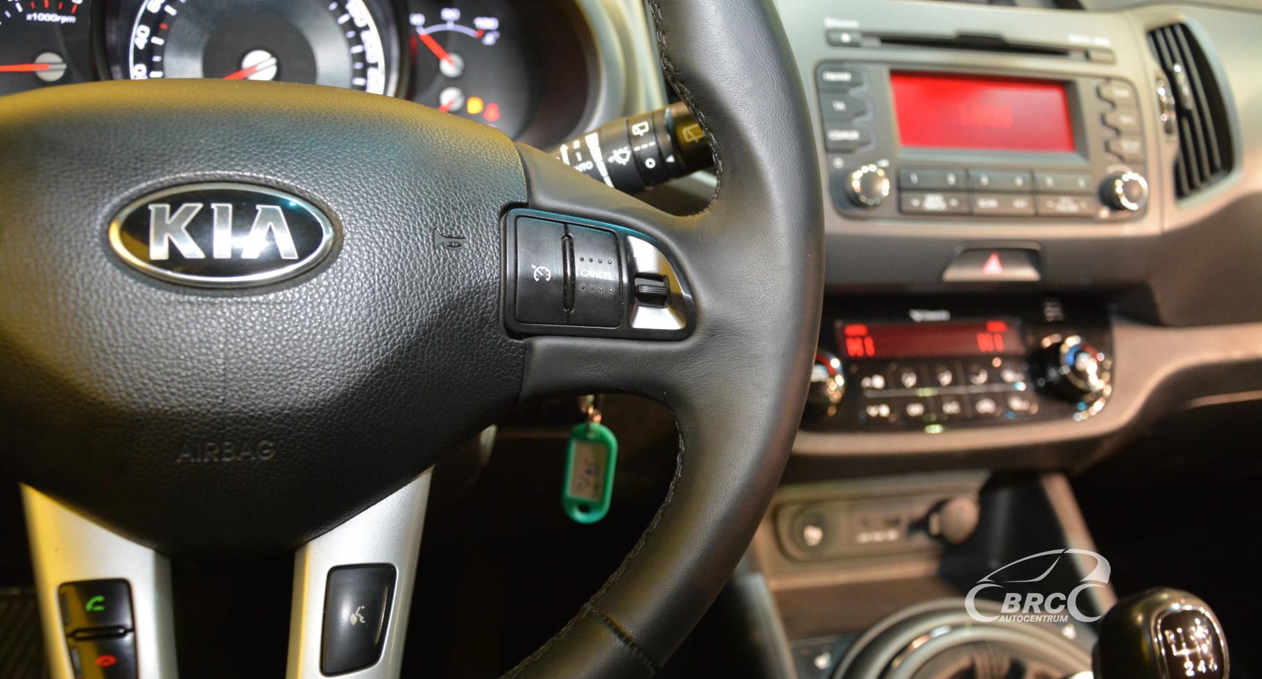 Kia Sportage 2.0 AWD