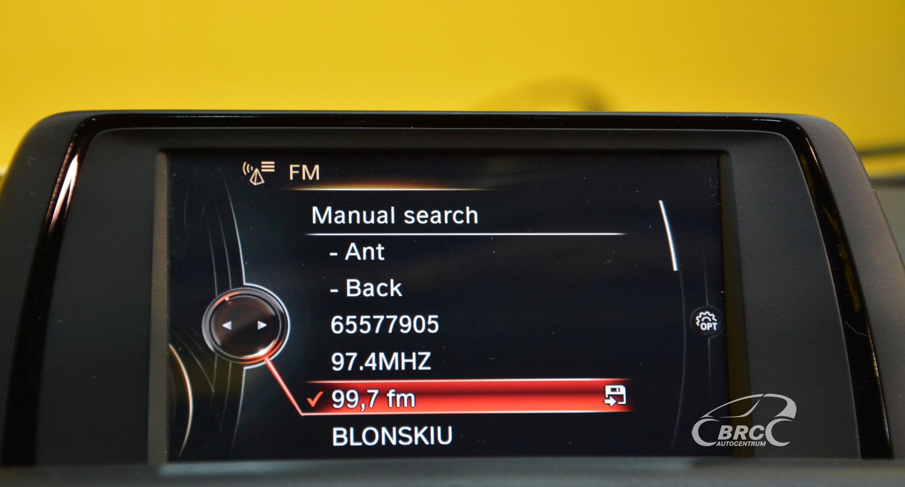 BMW 118 d Sport Automatas