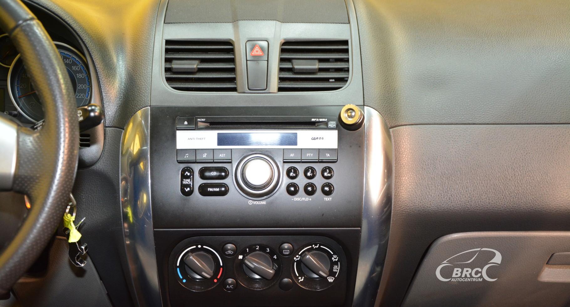 Suzuki SX4 Crossover 1.6VVT 5MT SE
