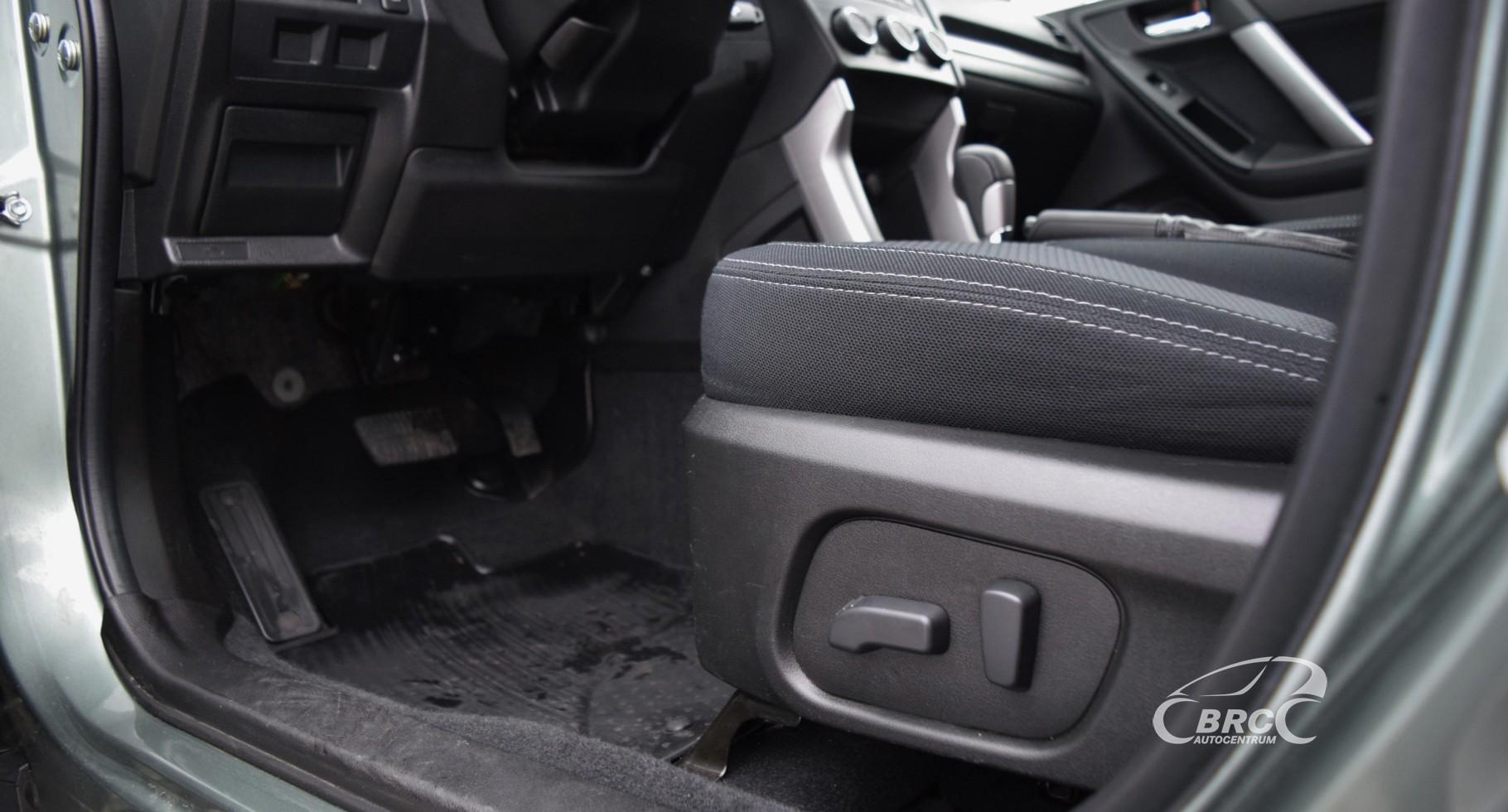 Subaru Forester Symmetrical AWD