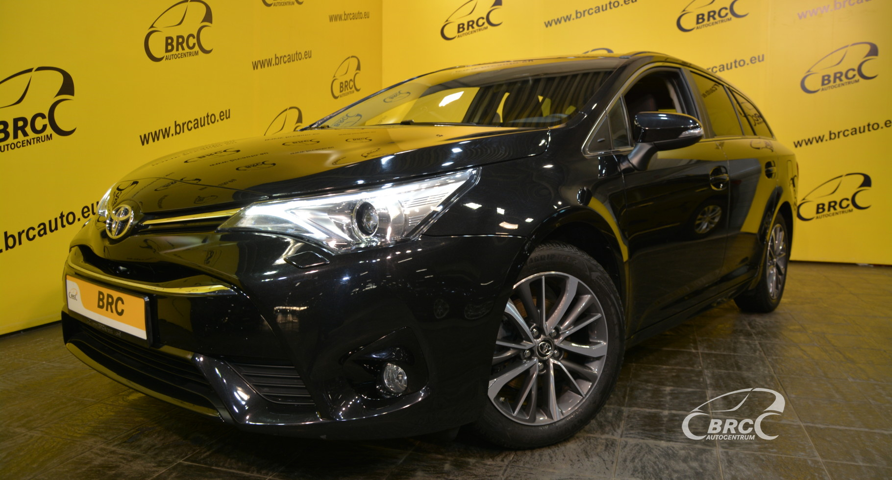 Toyota Avensis 1.8 Valvematic Active Edition