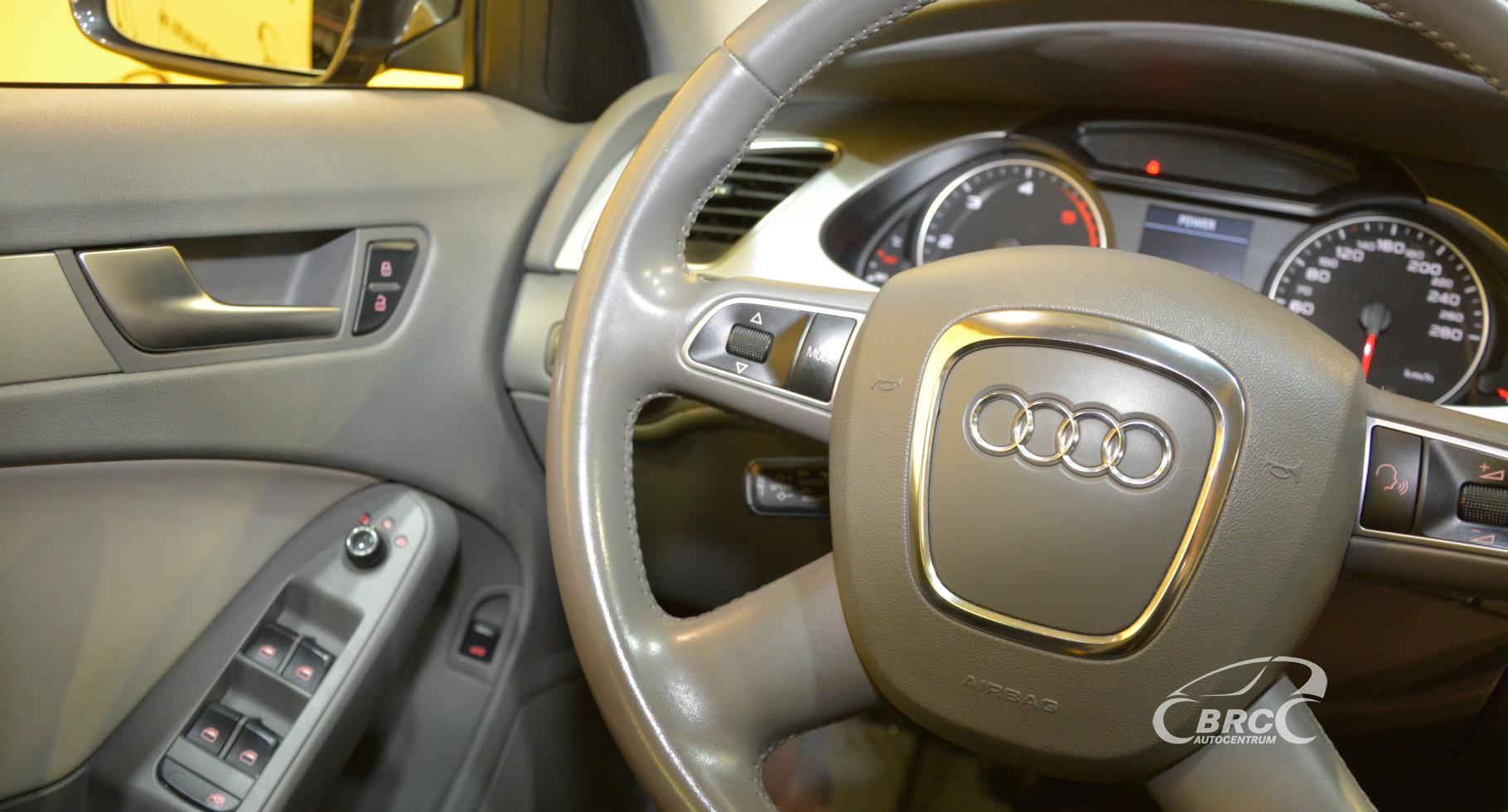 Audi A4 2.7 TDI