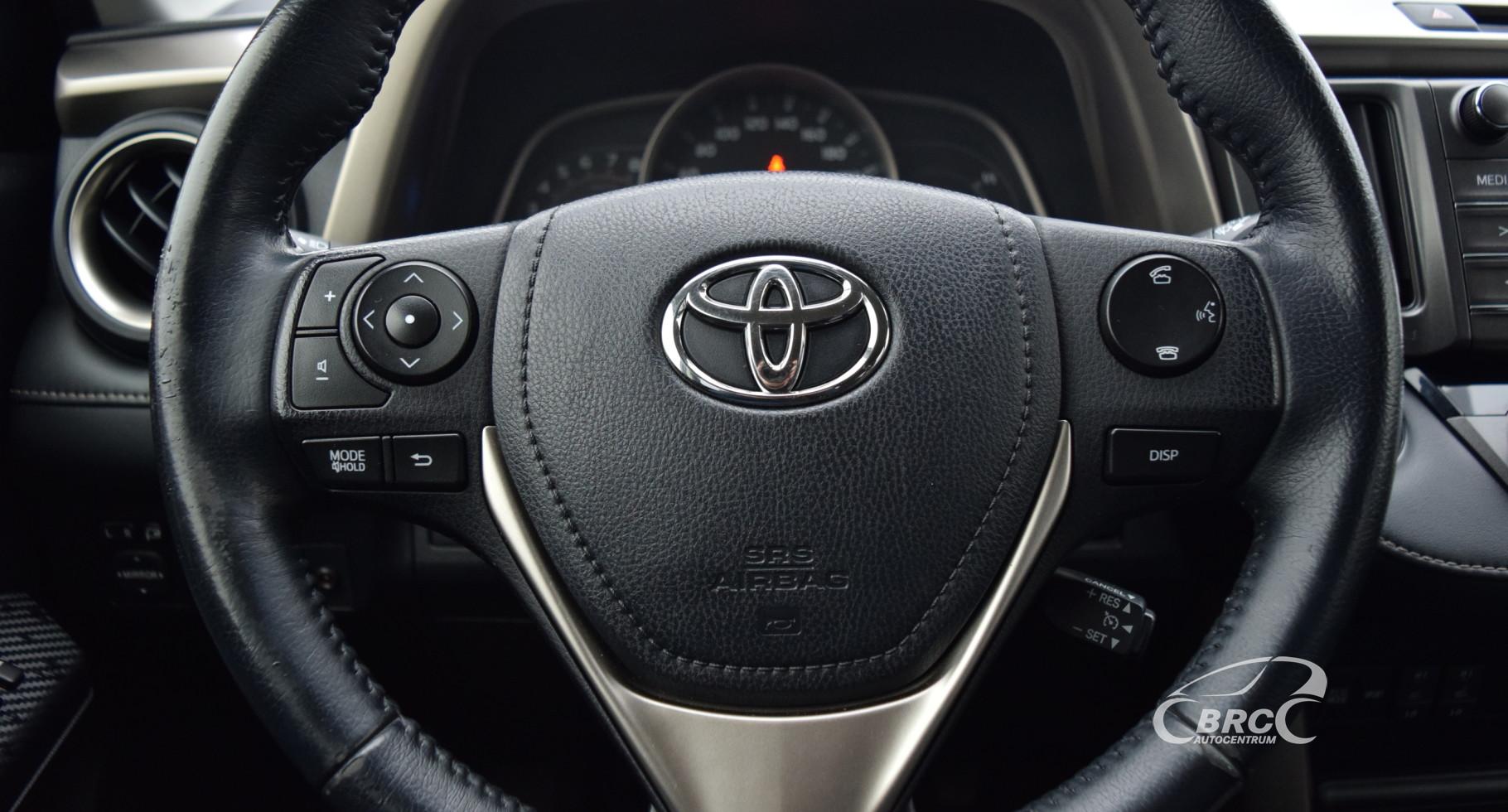 Toyota RAV 4 Valvematic Luxury AWD