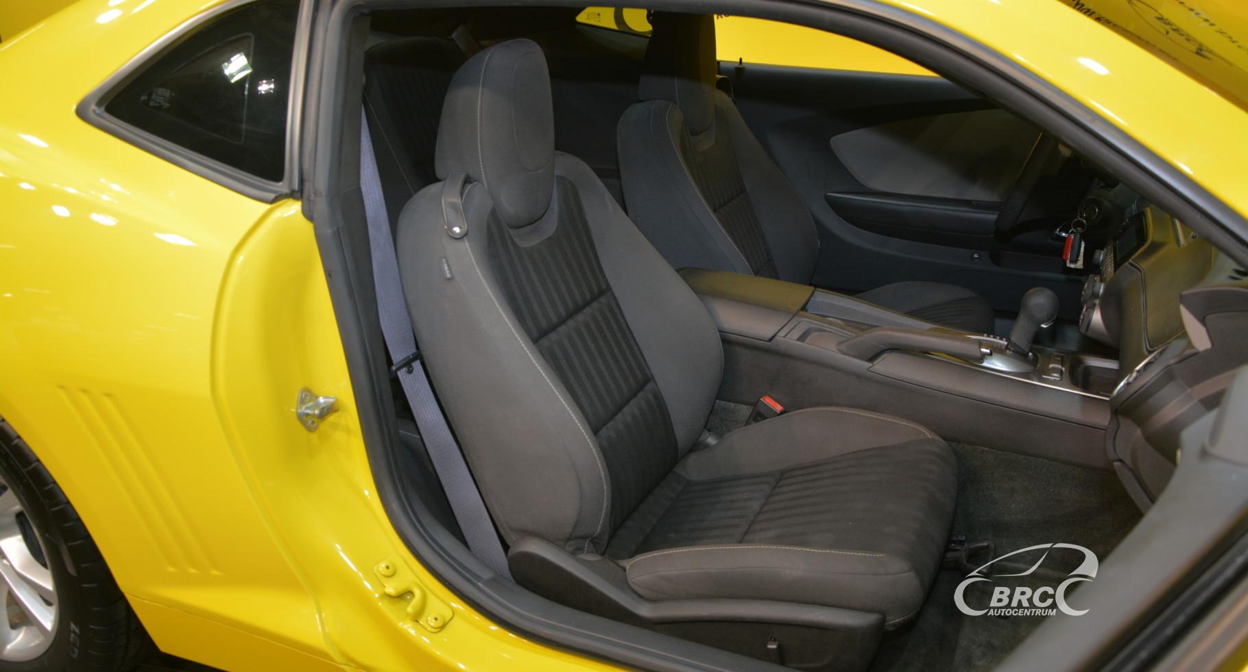 Chevrolet Camaro 3.6 Automatas