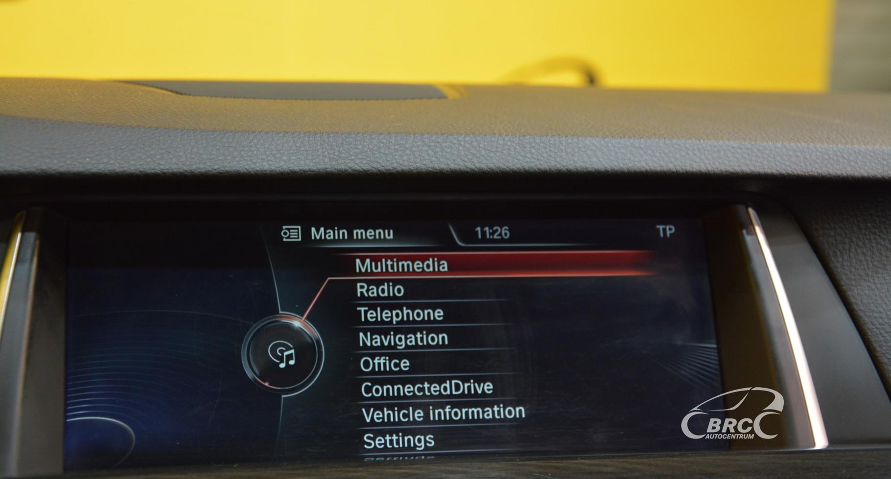 BMW 535 d x-Drive M-Performance Automatas