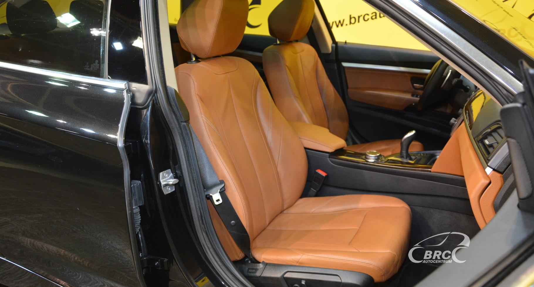 BMW 335 Gran Turismo xDrive Automatas