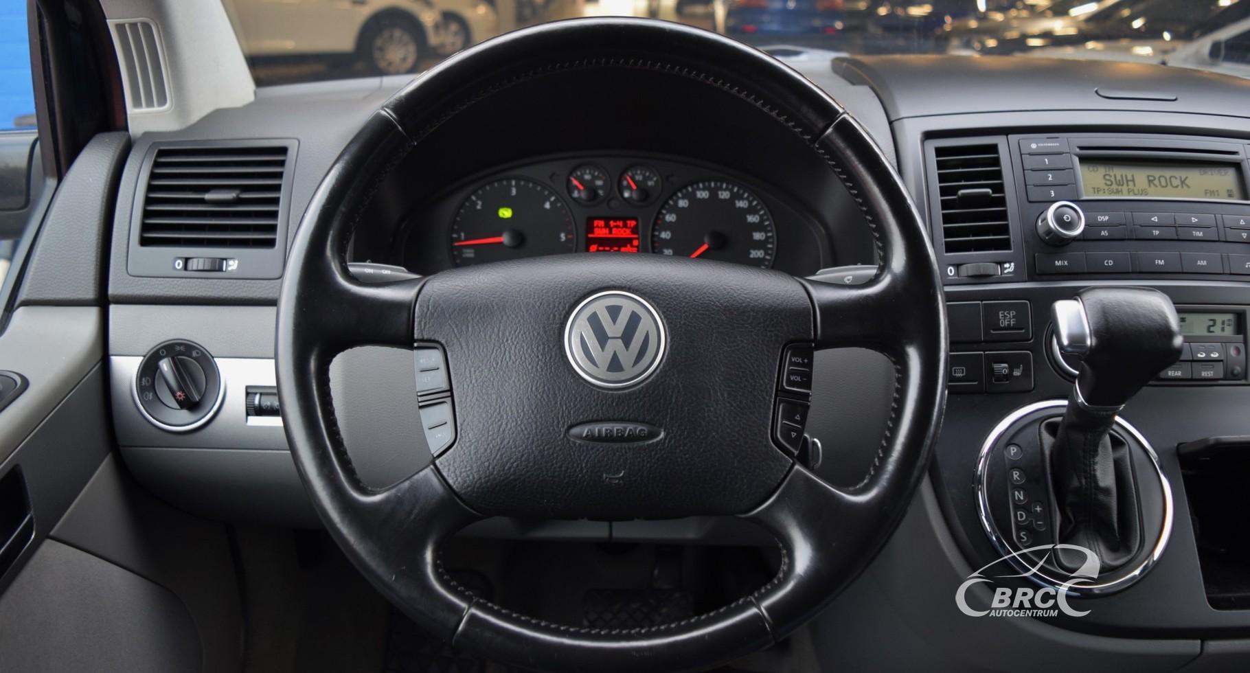 Volkswagen Multivan TDI