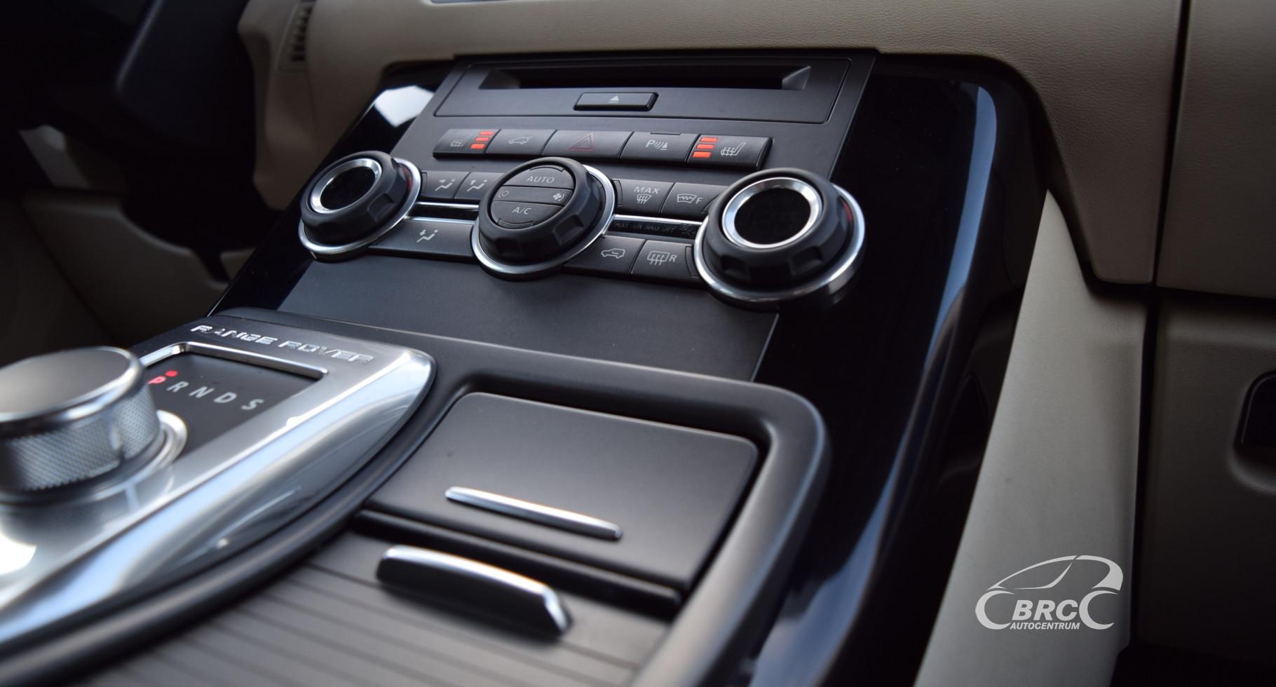 Land-Rover Range Rover Sport Autobiography