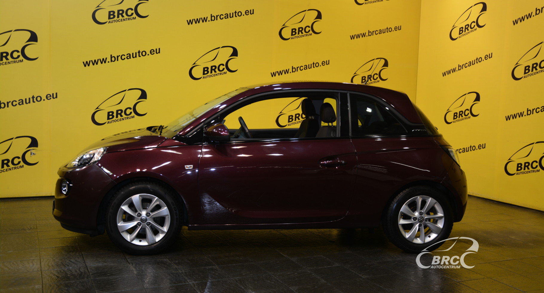 Opel Adam 1.2 ecoFLEX