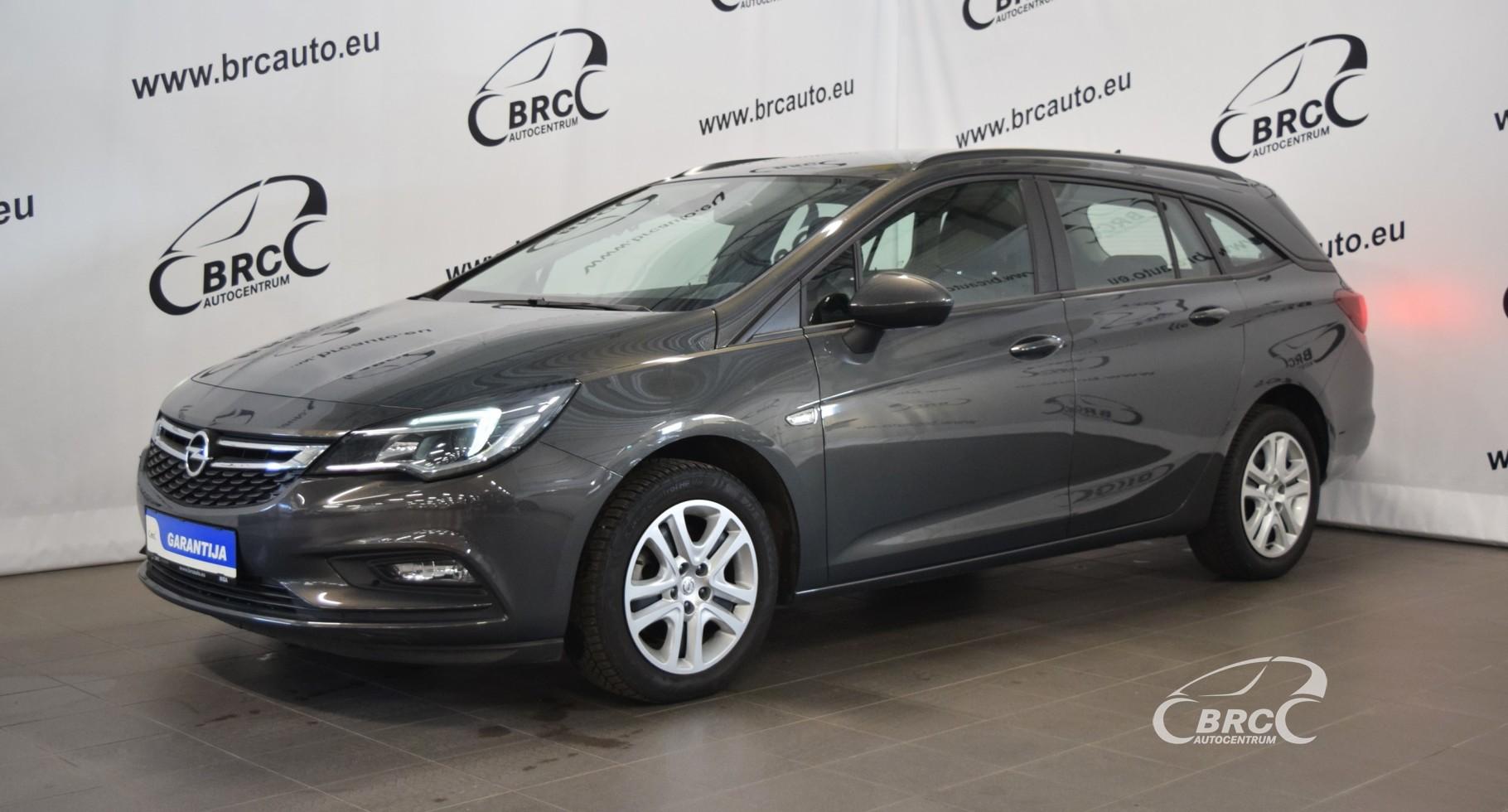 Opel Astra Station Wagon CDTi