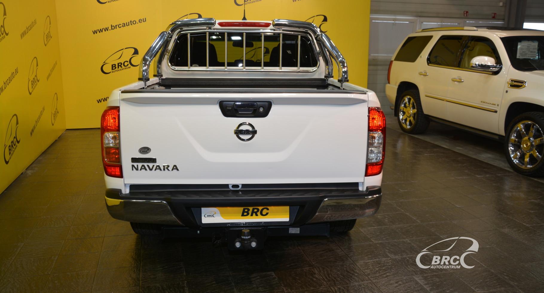 Nissan Navara 2.3 d Automatas