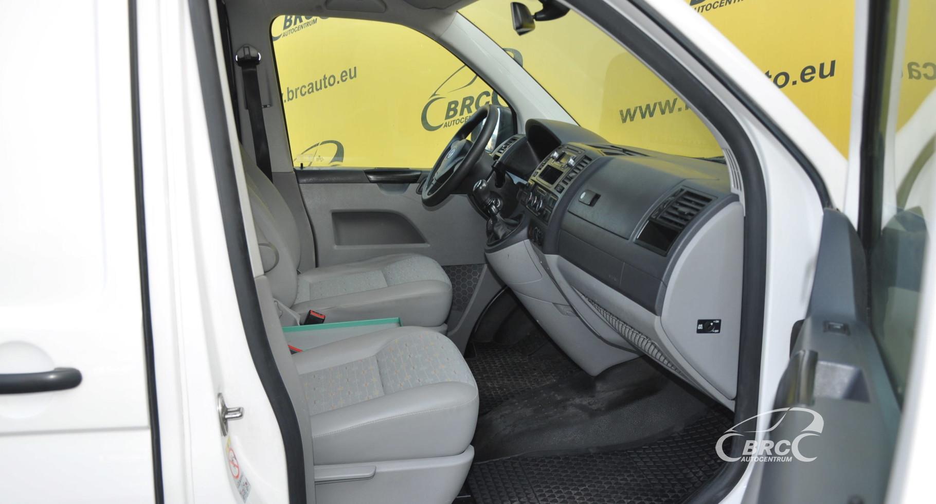 Volkswagen Transporter 2.0 TDI 4MOTION