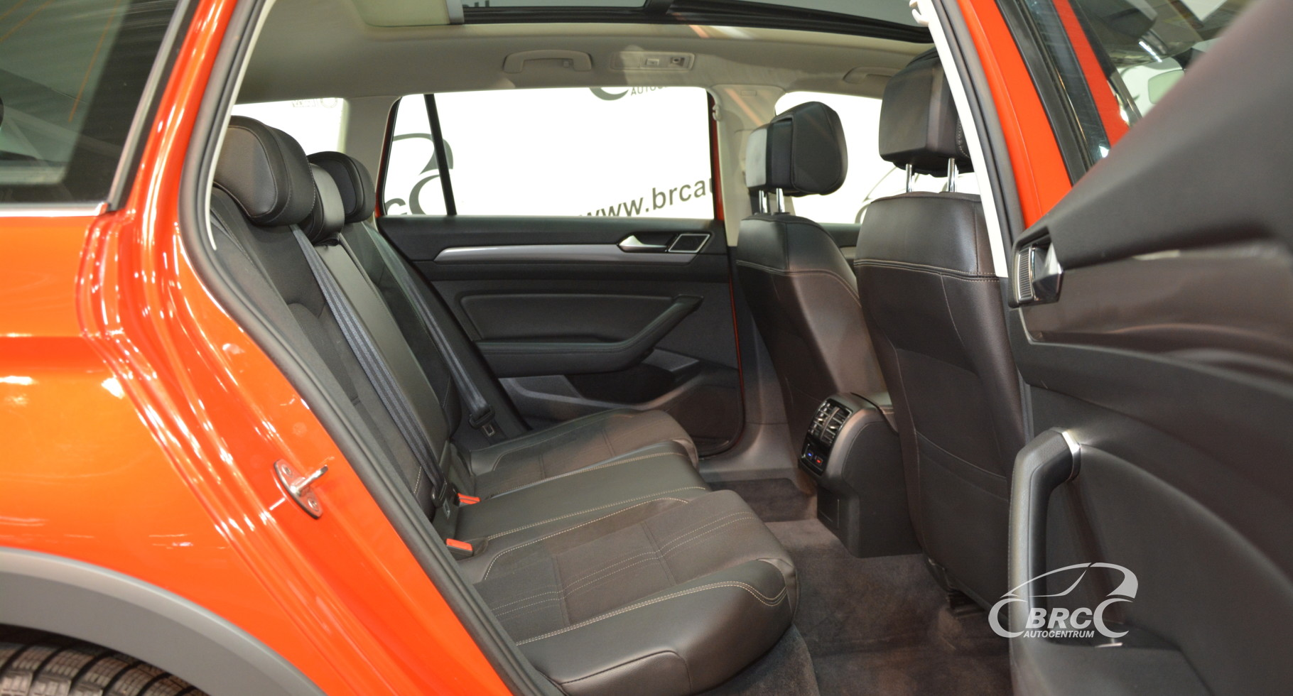 Volkswagen Passat Alltrack 2.0 TSI 4Motion DSG