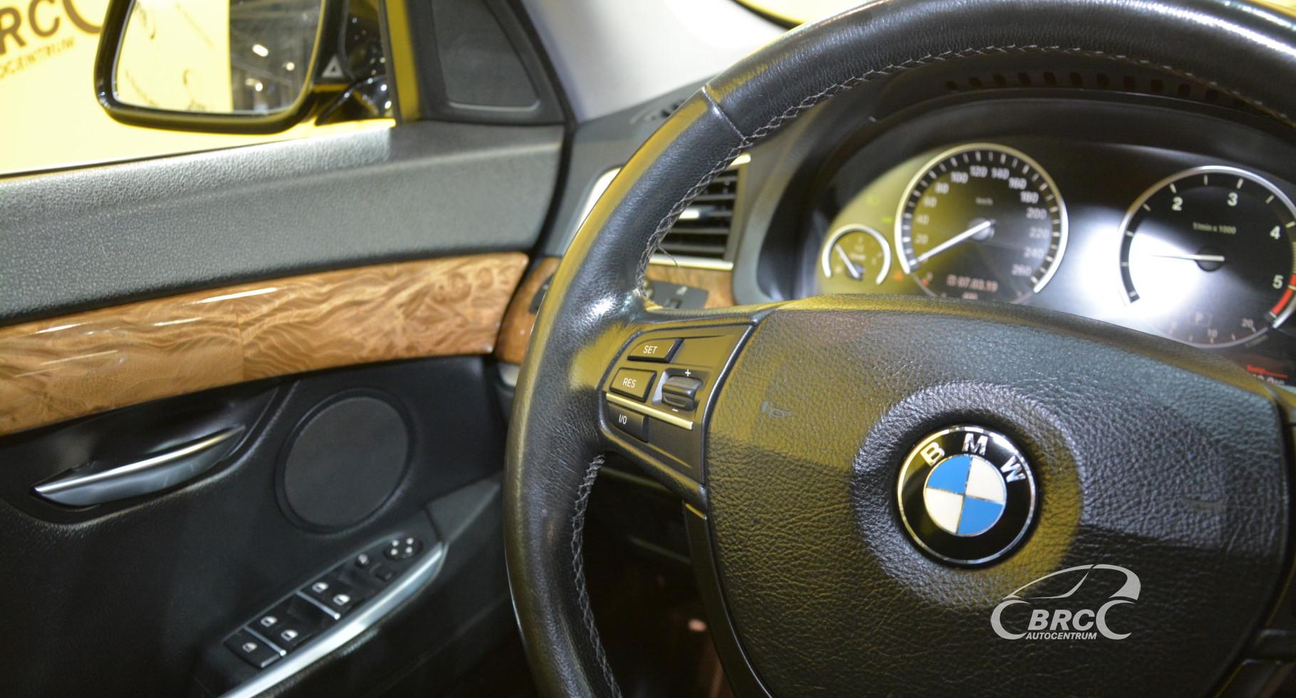 BMW 530 Gran Turismo Steptronic High Executive